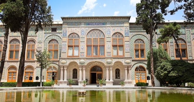 Tehéran - copyright Aleksandar Todorovic/shutterstock