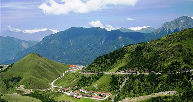 route de Taroko à Sun Moon Lake - copyright Bureau Tourism Taiwan copyright
