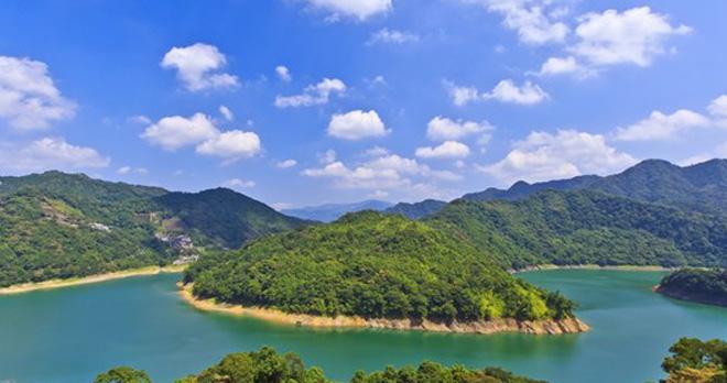 Sun Moon Lake - copyright Bureau Tourism Taiwan copyright