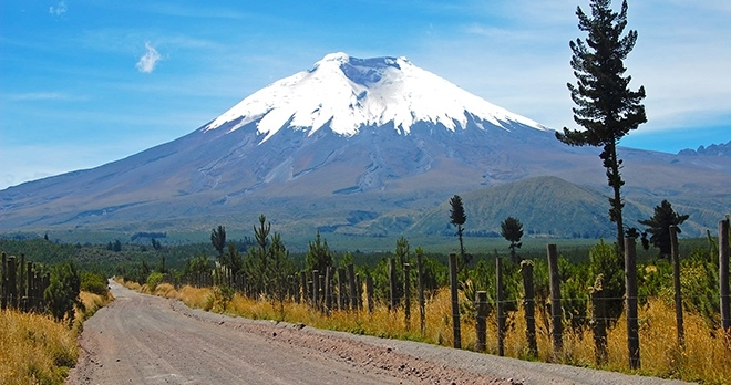 Offre - Destination : Equateur