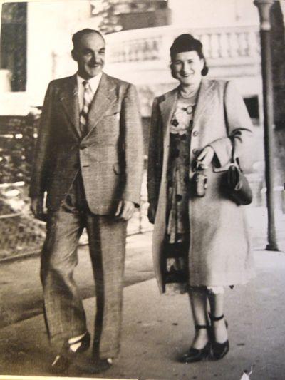 Mr et Mme Périer
