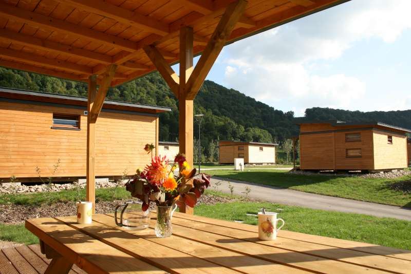 Baume-les-Dames - Camping Le Domaine d'Aucroix