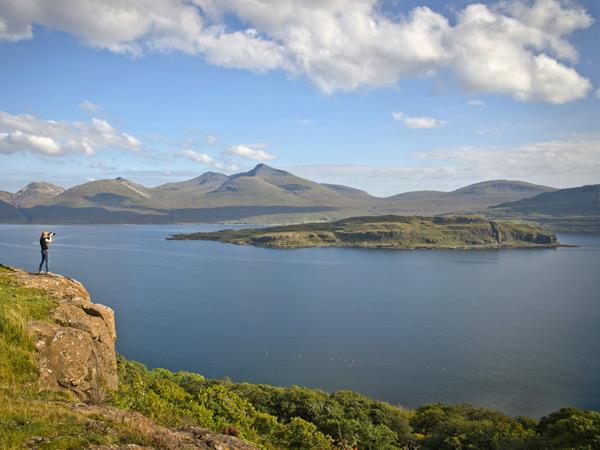 Île de Mull - © P.Tomkins / VisitScotland / Scottishviewpoint