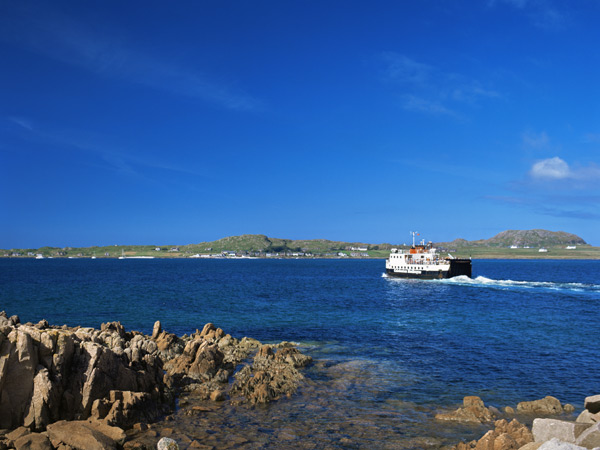 Traversée ferry - © P.Tomkins / VisitScotland / Scottishviewpoint